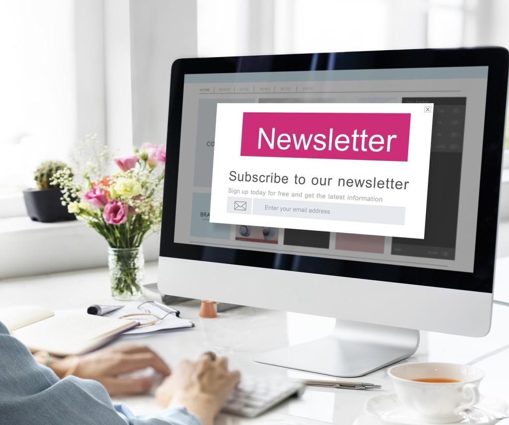 Cinq conseils pour bien réussir la publication de sa premièrenewsletter